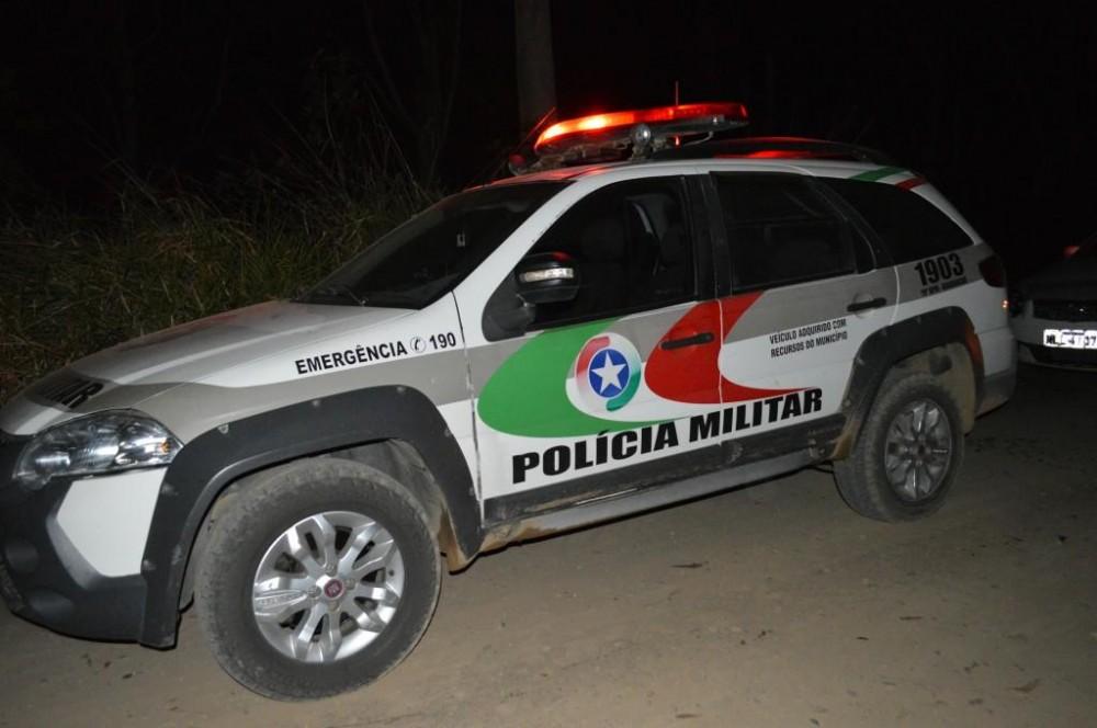 Assaltantes são presos em Criciúma