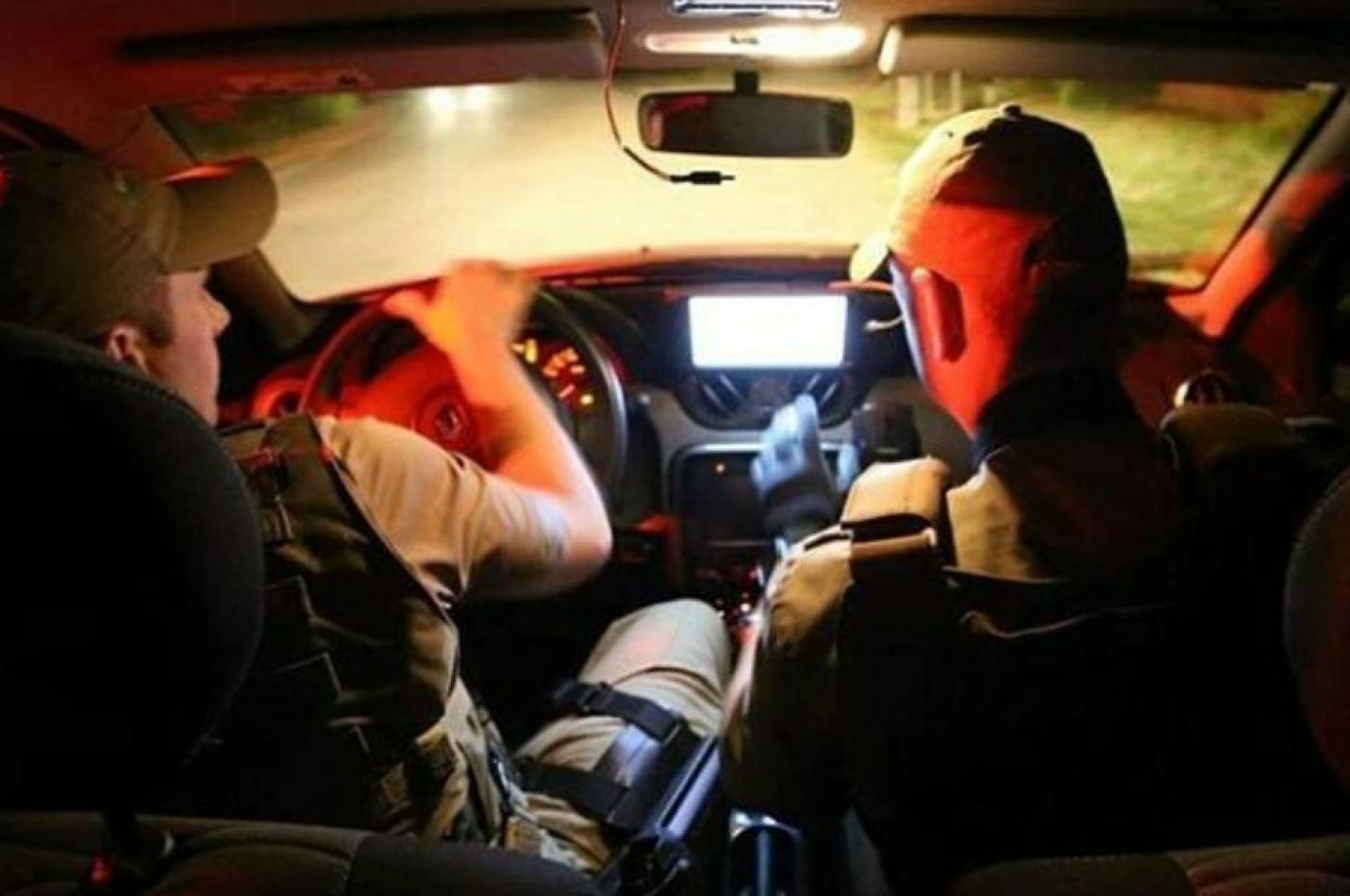 Bandidos sequestram vítima e roubam carro em Criciúma