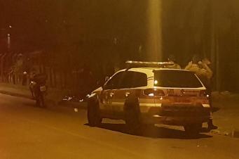 Policial militar reage a assalto e mata bandido em Criciúma
