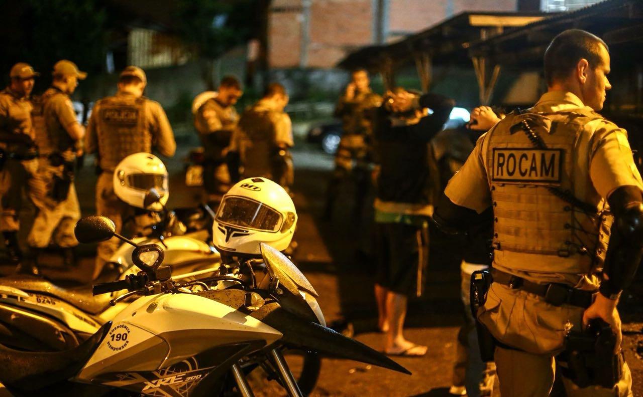 Latrocida é preso pela Polícia Militar em Criciúma