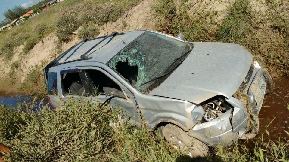 Homem fica ferido após acidente em Balneário Arroio do Silva